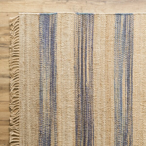 Victoria Hand-Woven Area Rug by Birch Lane™