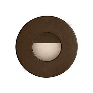 Toups 1-Light Indoor/Outdoor Flush Mount By Brayden Studio Outdoor Lighting