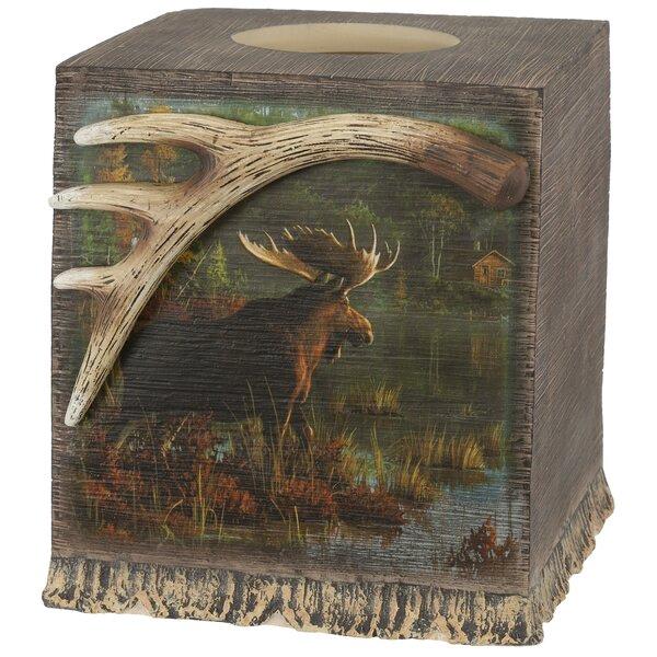 Fuiloro Tissue Box Cover by Loon Peak