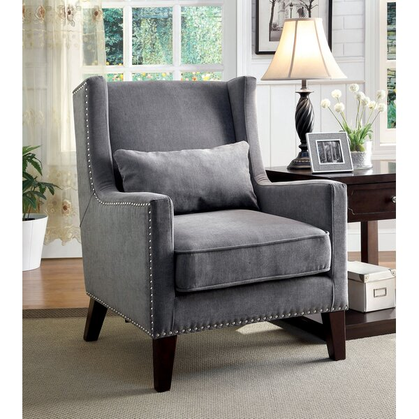Mershon Wingback Chair By Alcott Hill