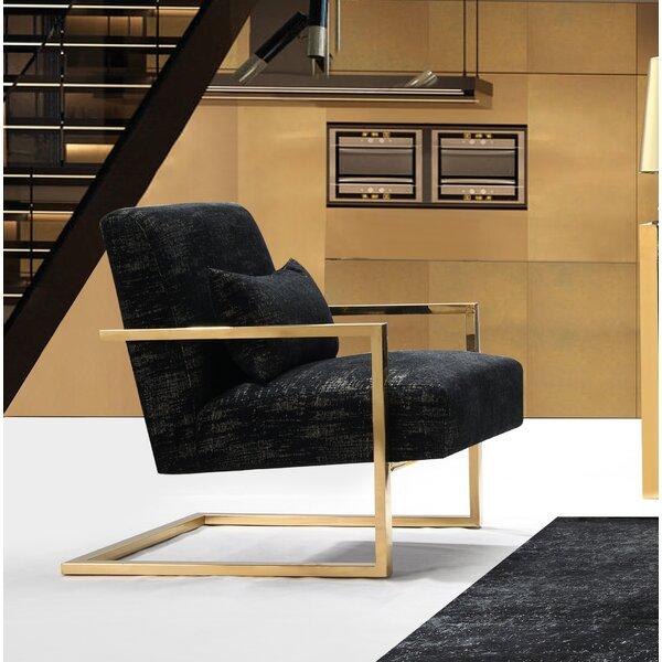 Schuster Armchair by Everly Quinn