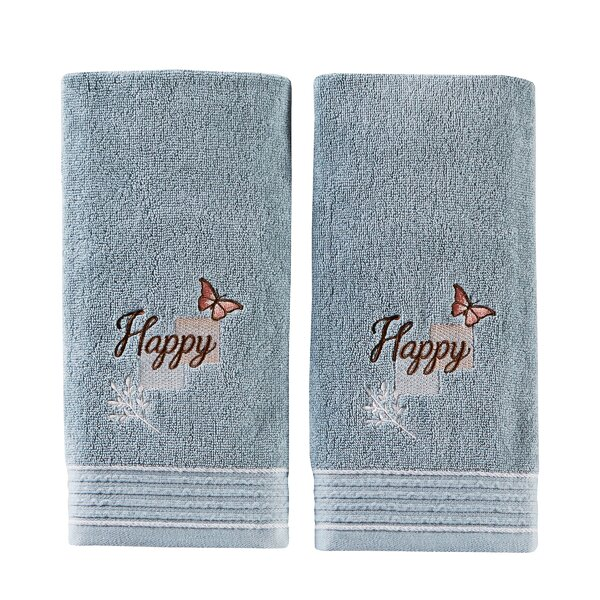 Dorado Cotton Hand Towel (Set of 2) by August Grove