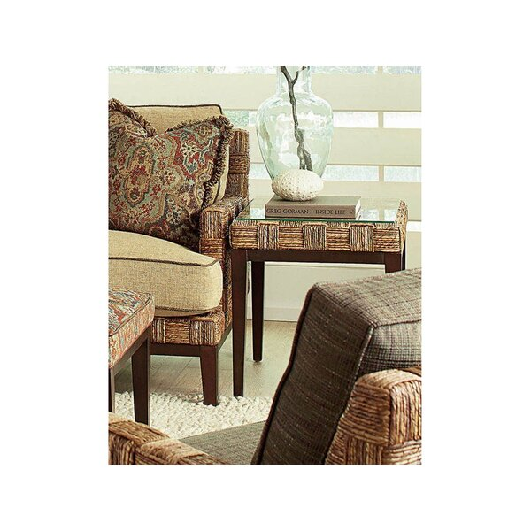 Abaca Island End Table by Braxton Culler