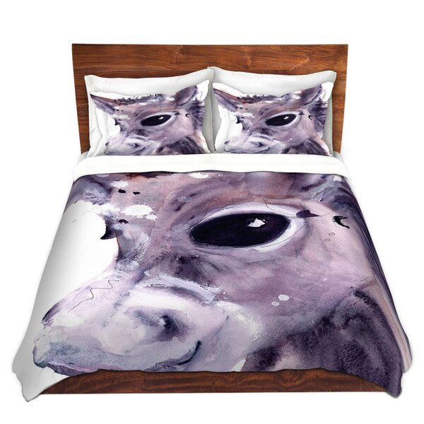 Donkey Duvet Cover Set
