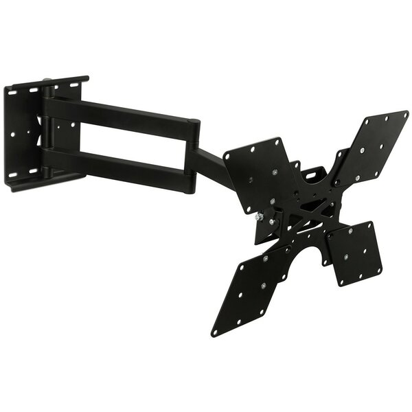 Full Motion Tilt/Swivel/Articulating/Extending arm Wall Mount 32-52 Flat Screens by Mount-it