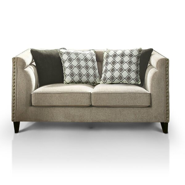 Esmont Loveseat by Latitude Run