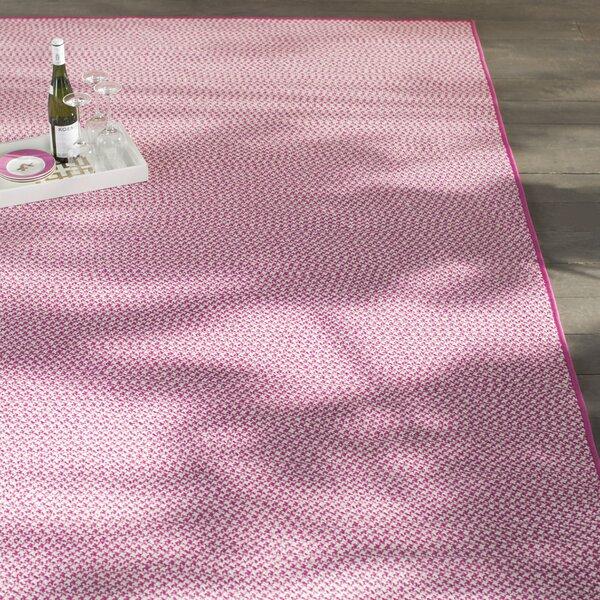 Mcfarlane Pink Indoor/Outdoor Area Rug by Alcott Hill