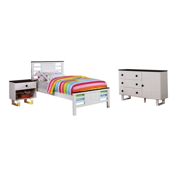 Kimmel Configurable Bedroom Set by Harriet Bee