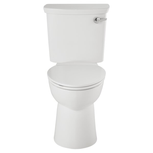 Vormax Plus Het Combo Dual Flush Elongated Two-Piece Toilet by American Standard
