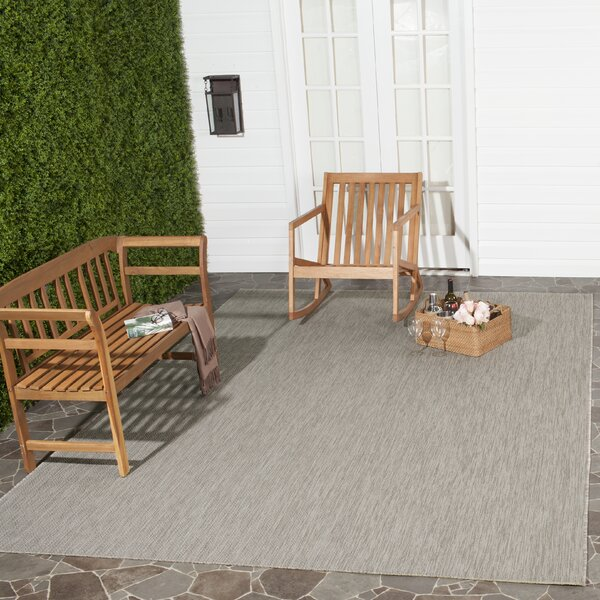 Brodie Beige Indoor/Outdoor Area Rug by Langley Street