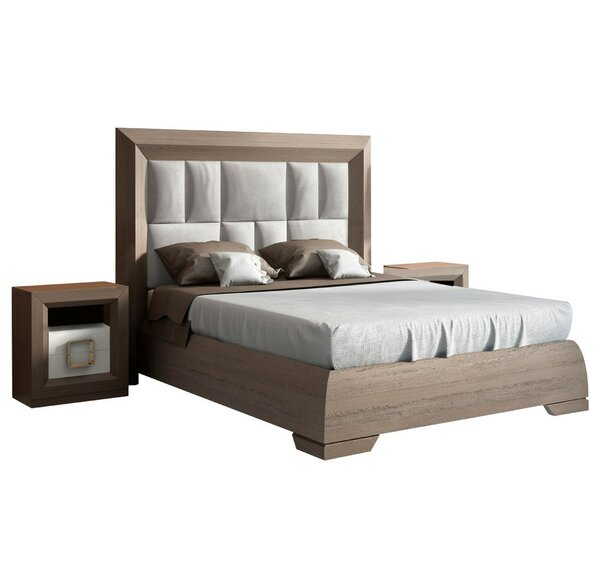 Berkley Standard 3 Piece Bedroom Set by Orren Ellis