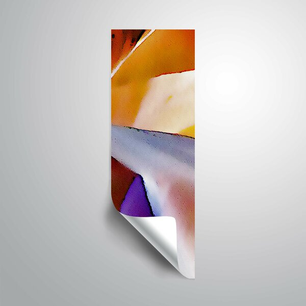 Earth Abstract II Wall Decal by World Menagerie