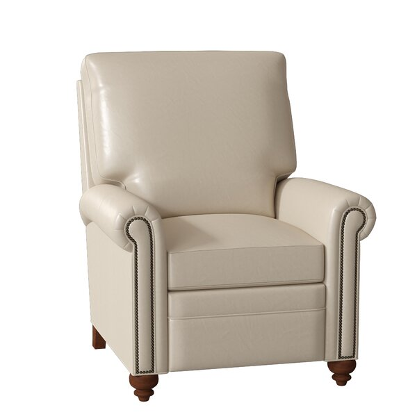 Raylen Leather Recliner By Bradington-Young
