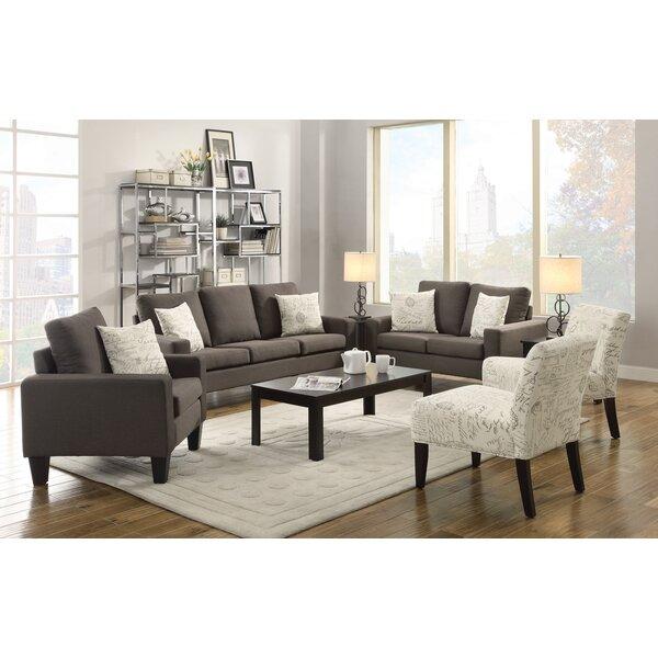 Bora Configurable Living Room Set by Latitude Run