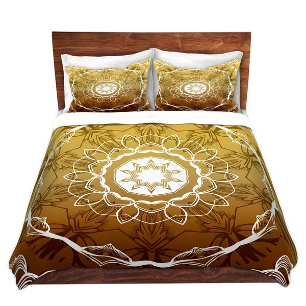 Medallion Duvet Cover Set