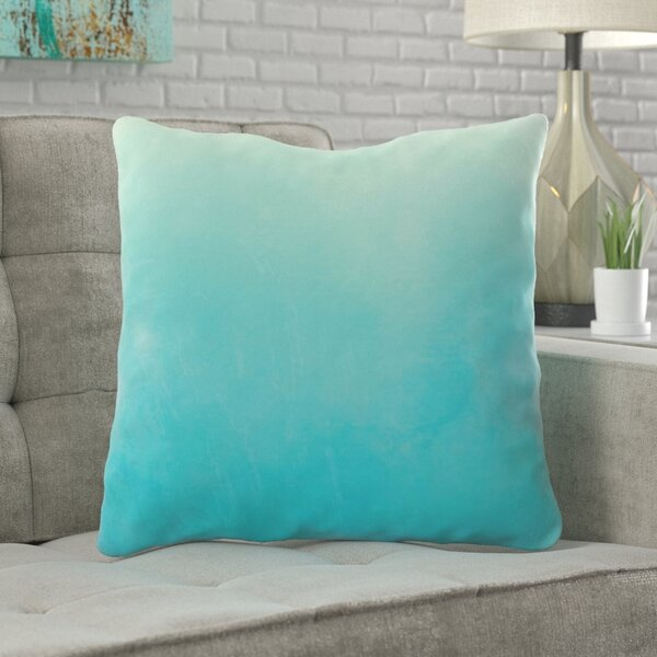 Fargo Watercolour Throw Pillow