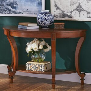 Milton Console Table by Three Posts