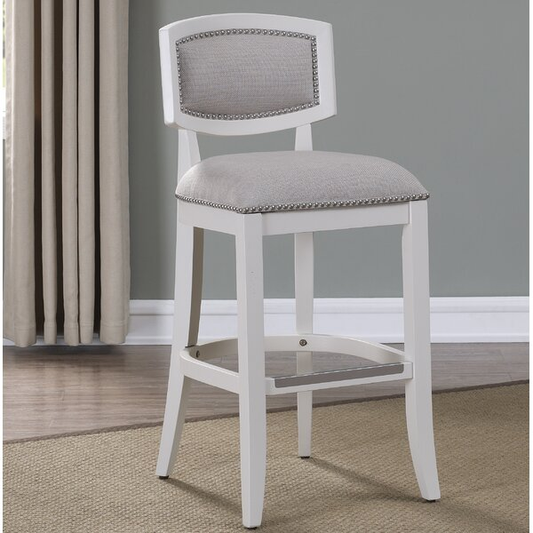 Tanya 26 Bar Stool by Charlton Home