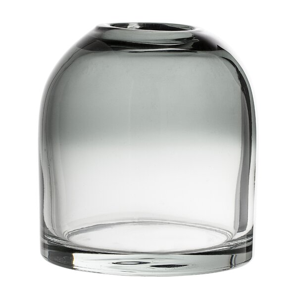Jazmin Glass Table Vase by Orren Ellis