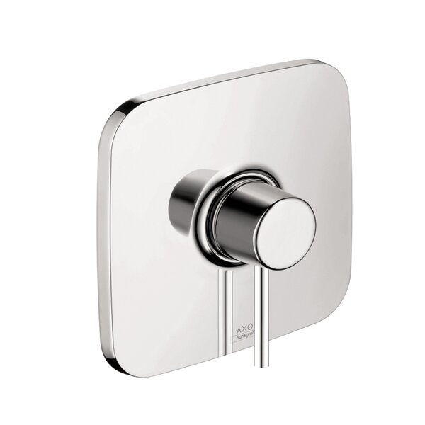 Axor Bouroullec Pressure Balance Faucet Trim with Lever Handle by Axor