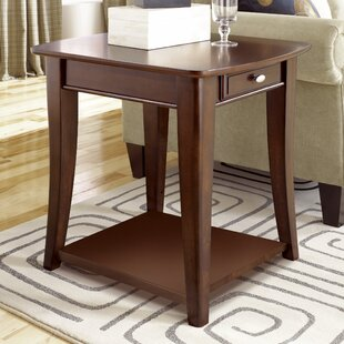 Bray End Table by DarHome Co