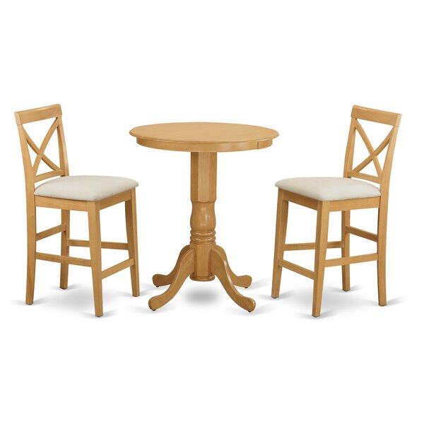 Smithson Dining Set by Charlton Home Charlton Home