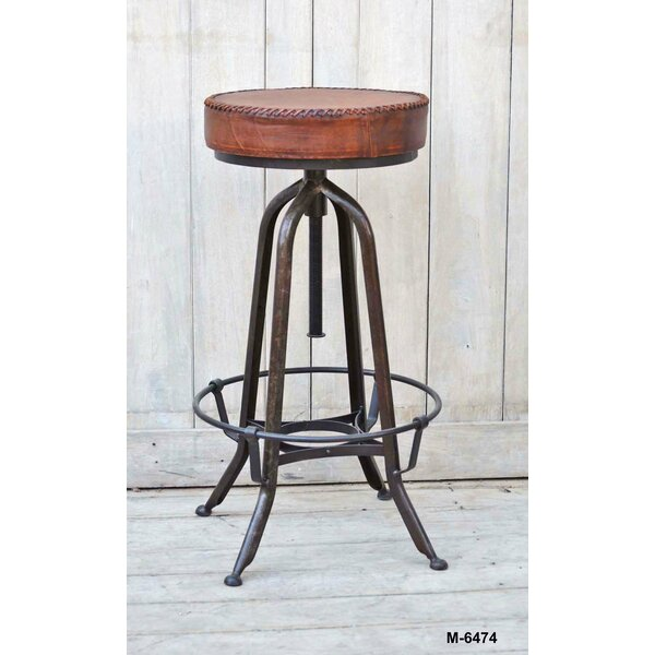 Standwood 31 Bar Stool by Millwood Pines