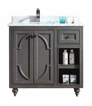 Mundy 36 Single Bathroom Vanity Base Only