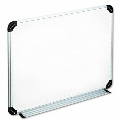 Universal Melamine Dry Erase Wall Mounted Whiteboard by Universal®