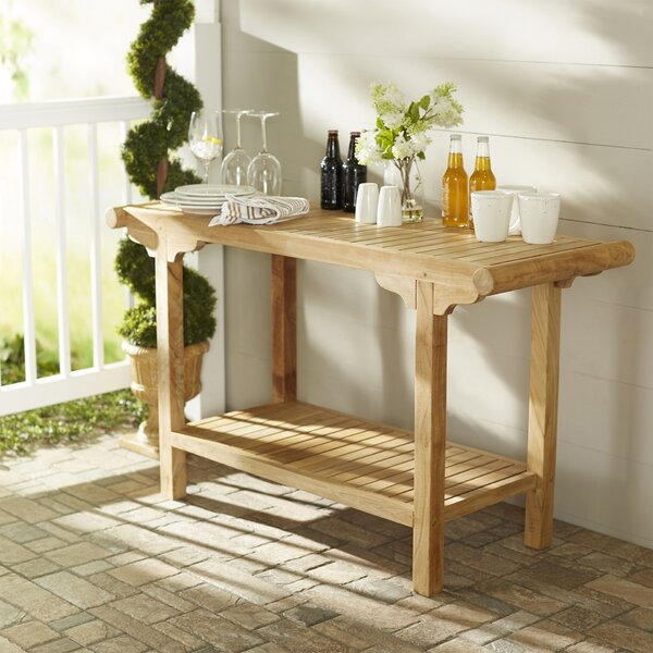 Georgia-May Wooden Buffet & Console Table By Darby Home Co by Darby Home Co Find