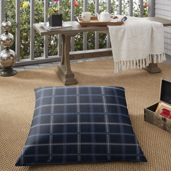 Kiki Indoor/Outdoor Floor Pillow by Williston Forge