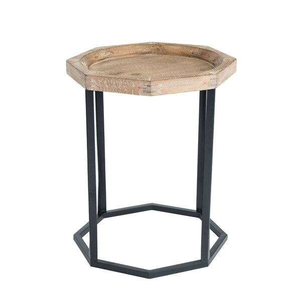 Berkshire End Table by Trent Austin Design