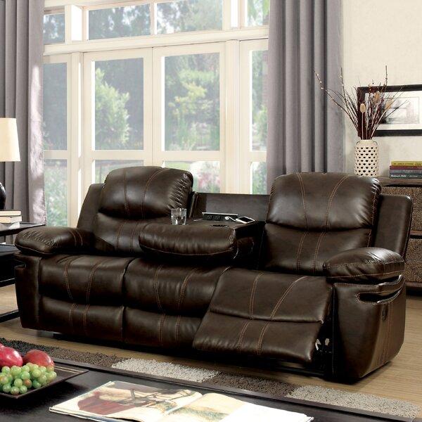 Litchfield Reclining Sofa by Red Barrel Studio