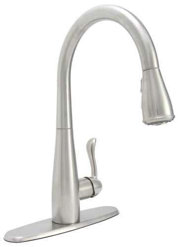 Sanibel Single Handle Kitchen Faucet by Premier Faucet