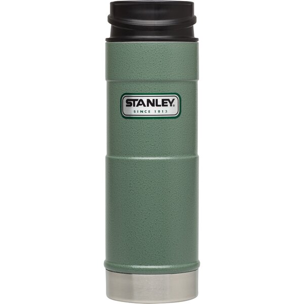 Classic 16-Ounce One Hand Vacuum Mug by Stanley