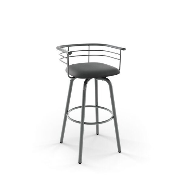 Ulrike 30.25 Bar Stool by 17 Stories