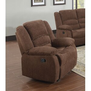Eason Manual Rocker Recliner by A&J Homes St..