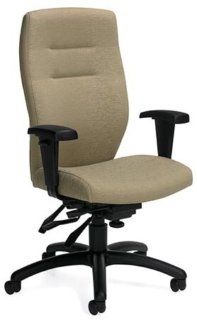 SYNOPSIS Desk Chair by Global Total Office