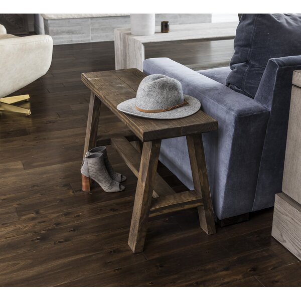 Brandon End Table By Union Rustic
