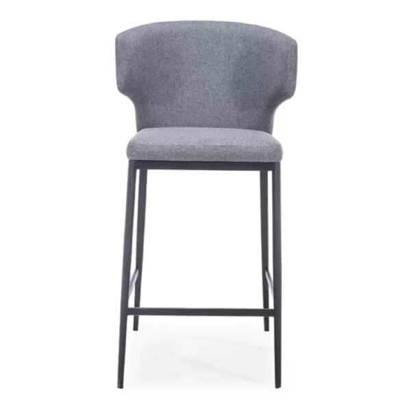 Vieira Bar Stool (Set of 2) by Brayden Studio