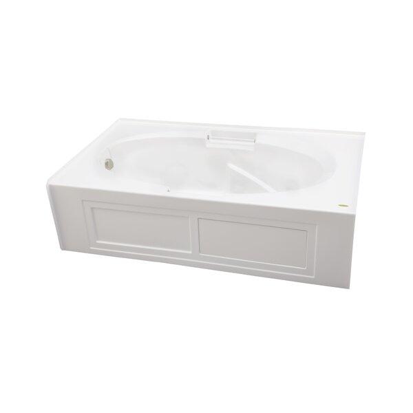 Majora 72 x 42 Skirted Soaking Bathtub by Jacuzzi®