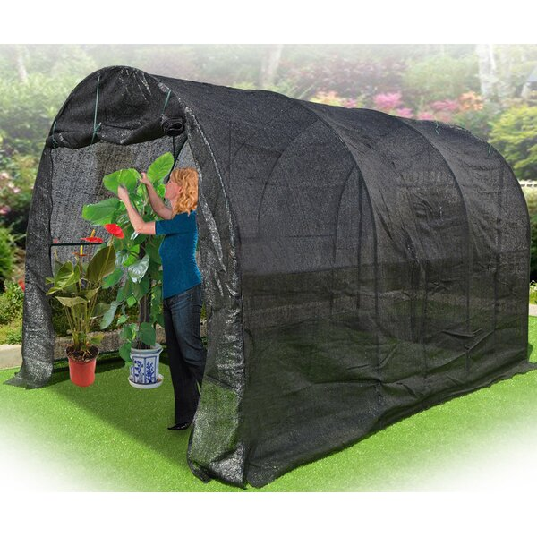 Canopy Gazebo 12 Ft. W x 10 Ft. D Hobby Greenhouse by Strong Camel