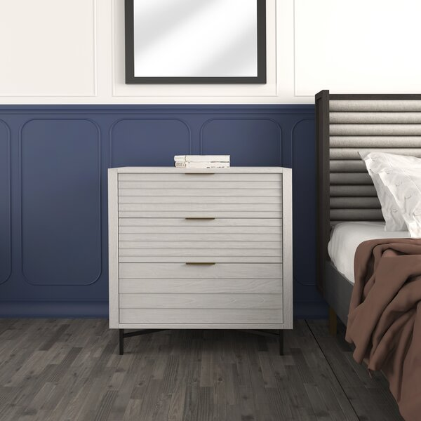 Portland 3 Drawer Bachelors Chest by Hopper Studio