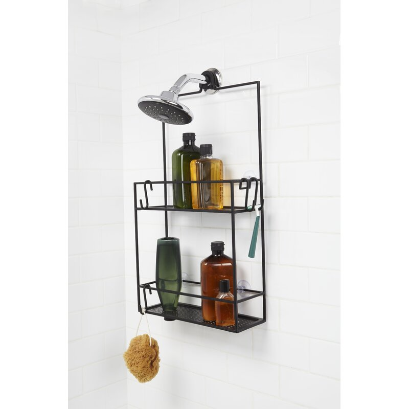 Cubiko Hanging Shower Caddy & Reviews | AllModern