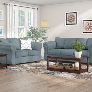 good looking microfiber living room set. Parthena 2 Piece Living Room Set Microfiber Sets You ll Love  Wayfair