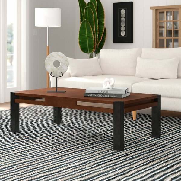 Big Sur Coffee Table By Gingko Home Furnishings