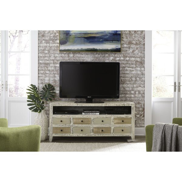 Bair Solid Wood TV Stand For TVs Up To 70