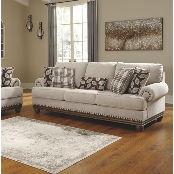 Best Offer Guttenberg Sofa by Darby Home Co by Darby Home Co