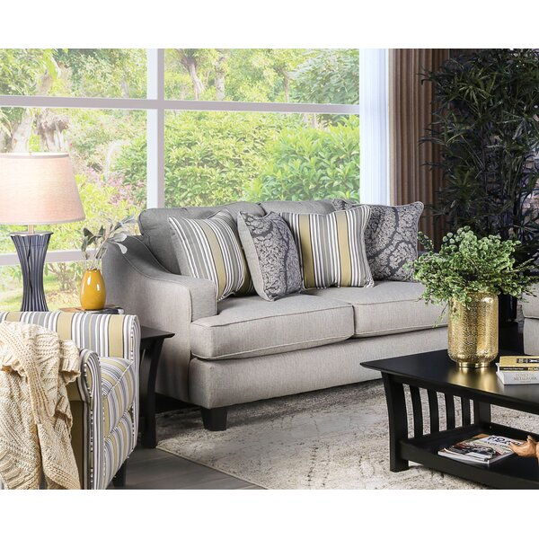 Ranson Loveseat By Charlton Home
