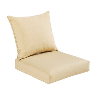 Outdoor Lounge Chair Cushion by Bossima